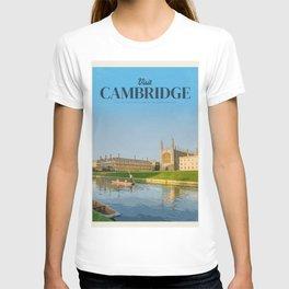 Visit Cambridge T-shirt
