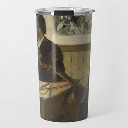 The Cellist Pilet Travel Mug