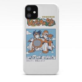 Goku & Roshi Dragonball iPhone Case