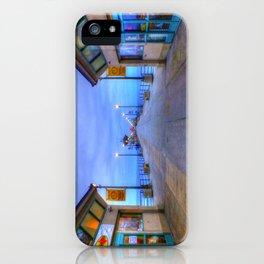 Before Dawn  * Huntington Beach Pier iPhone Case