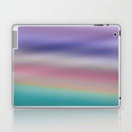 misty sky - ombre Laptop & iPad Skin