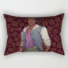Dream Daddy: Mat Sella Rectangular Pillow