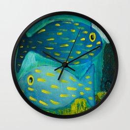 Round trip Wall Clock