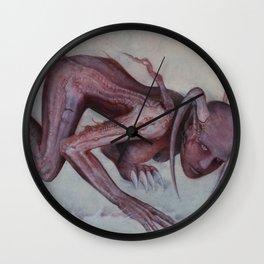 Bloodhound Wall Clock