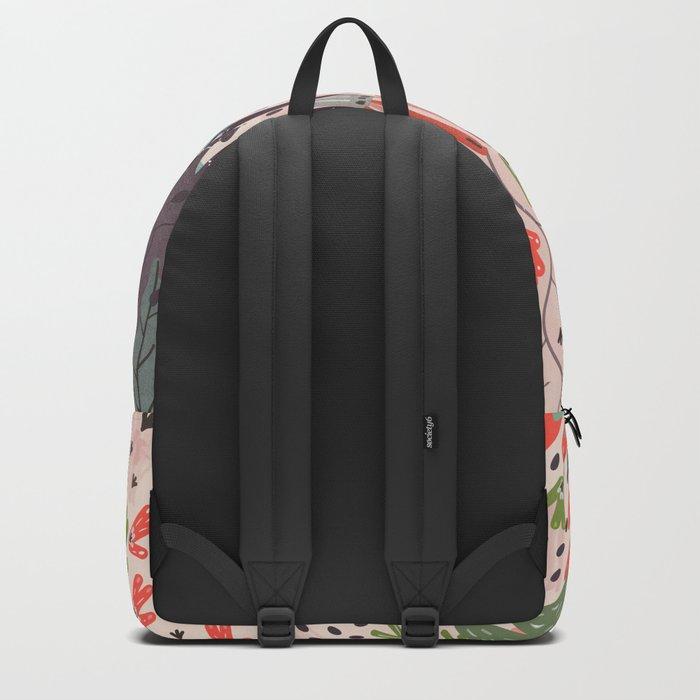 Spring Bird Backpack