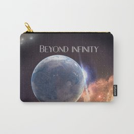 Beyond Infinity | Perilous terraforming Carry-All Pouch