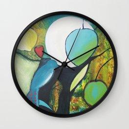 Moonsong Wall Clock