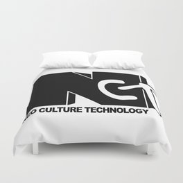 NCT Mono logo Duvet Cover