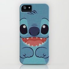 Stitch Love iPhone (5, 5s) Slim Case