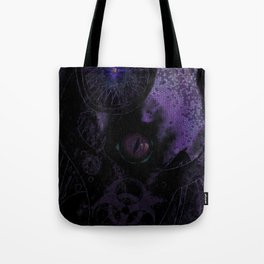 The Gaping Death Tote Bag