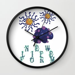 New Form Wall Clock