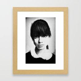 July Ten  Framed Art Print