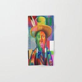 Cowboy Indian Hand & Bath Towel