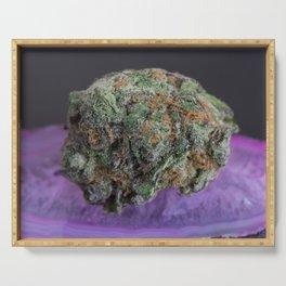 Grape Ape Medicinal Medical Marijuana Serving Tray