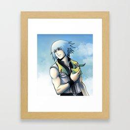 Riku KH Framed Art Print