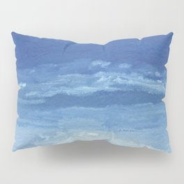Moon Rise On a Setting Sun Pillow Sham