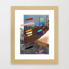 Composition 767 Framed Art Print