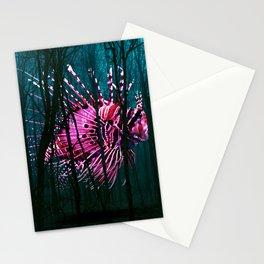 Sleeping Night Krawler Stationery Cards