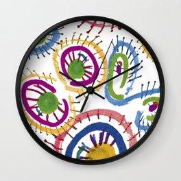 Cells Wall Clock