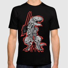 Metal Gear T.REX Black SMALL Mens Fitted Tee