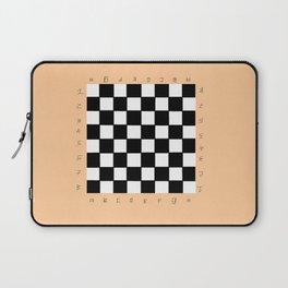 chessboard 4 Laptop Sleeve
