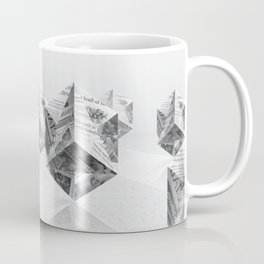 News Cubes 3 Coffee Mug