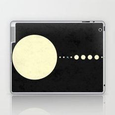 HOME IN THE SOLAR SYSTEM Laptop & iPad Skin
