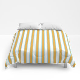 Contemporary Stripes Comforters