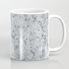 Crystals of ice Coffee Mug