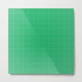 Geometric No. 1 Metal Print