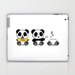 Three Little Pandas Laptop & iPad Skin