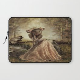 """""""Of Cat and Mouse"""" Laptop Sleeve"""