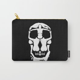 Voluptas Mors Carry-All Pouch