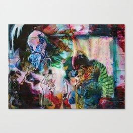Taboo Canvas Print