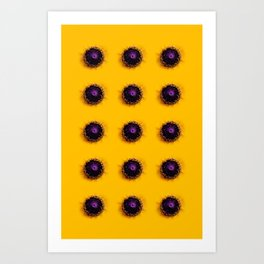 Blackeyed Susans Art Print