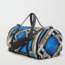 Boxball - Art Deco Design Duffle Bag