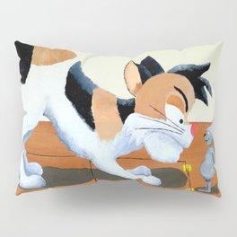 Cat Trap Pillow Sham