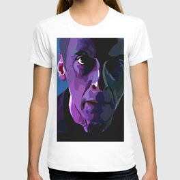 The face of Who T-shirt
