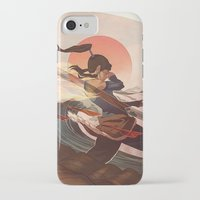 sun iPhone & iPod Cases featuring Spiritual State by Caleb Thomas