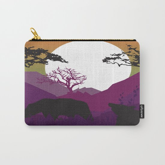My Nature Collection No. 51 Carry-All Pouch