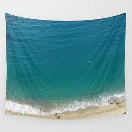 Italian Beach 1 Wall Tapestry