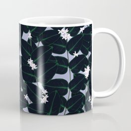 Night Blooming Coffee Mug