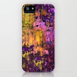 Purpling iPhone Case