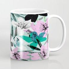 Tropical Floral Mug