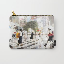 The Shibuya Crossing Carry-All Pouch