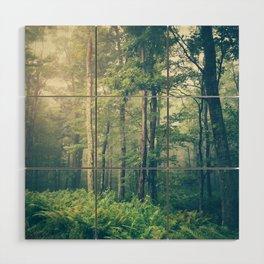 Inner Peace Wood Wall Art