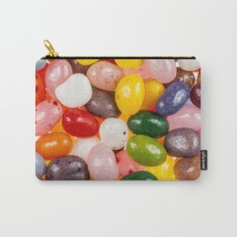 Cool colorful sweet Easter Jelly Beans Candy Carry-All Pouch