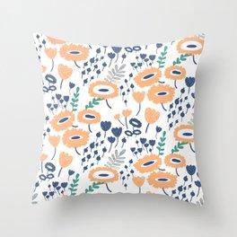 Sofia Patterns Throw Pillow