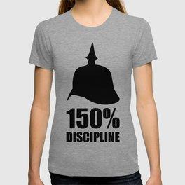 Prussia 150% discipline T-shirt