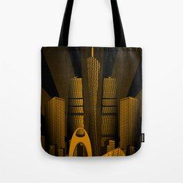 Guangzhou (China) Tote Bag